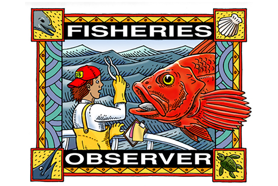Northeast Fisheries Observer Logo
