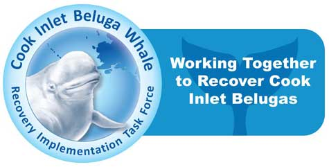 Cook Inlet Beluga Whale Recovery Implementation Task Force logo