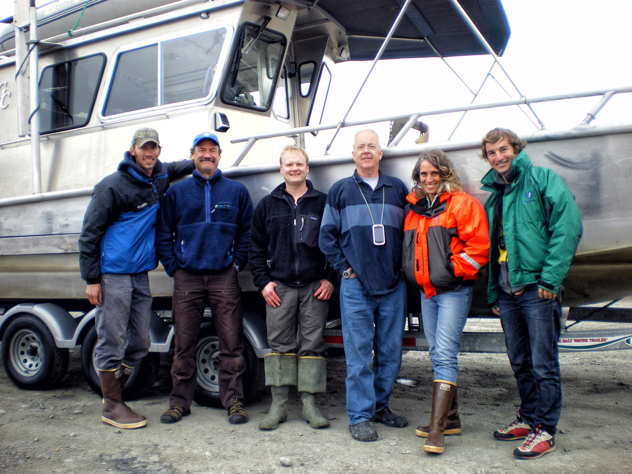 Cook Inlet beluga whale acoustic survey