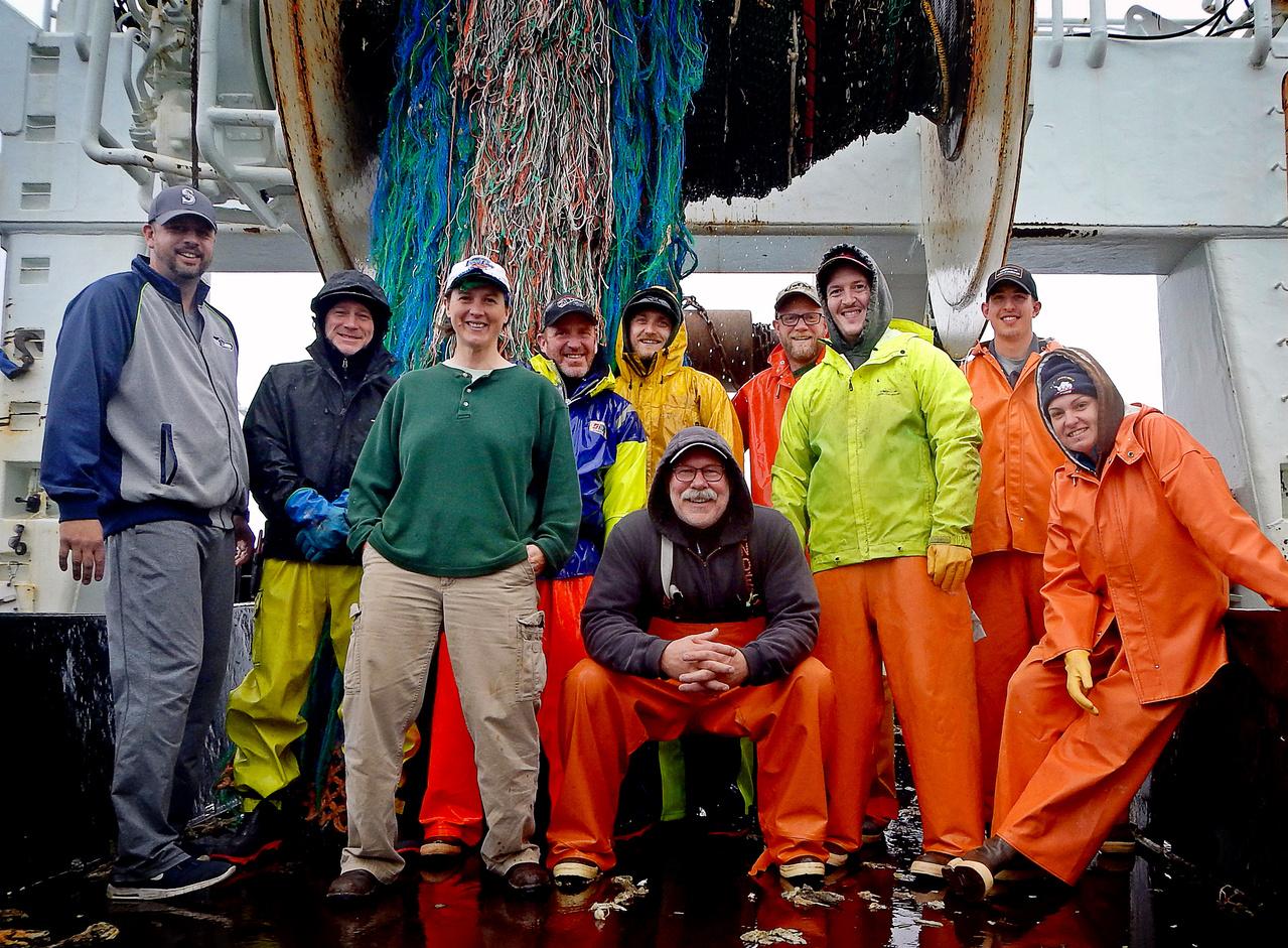 Eastern Bering Sea Shelf Survey
