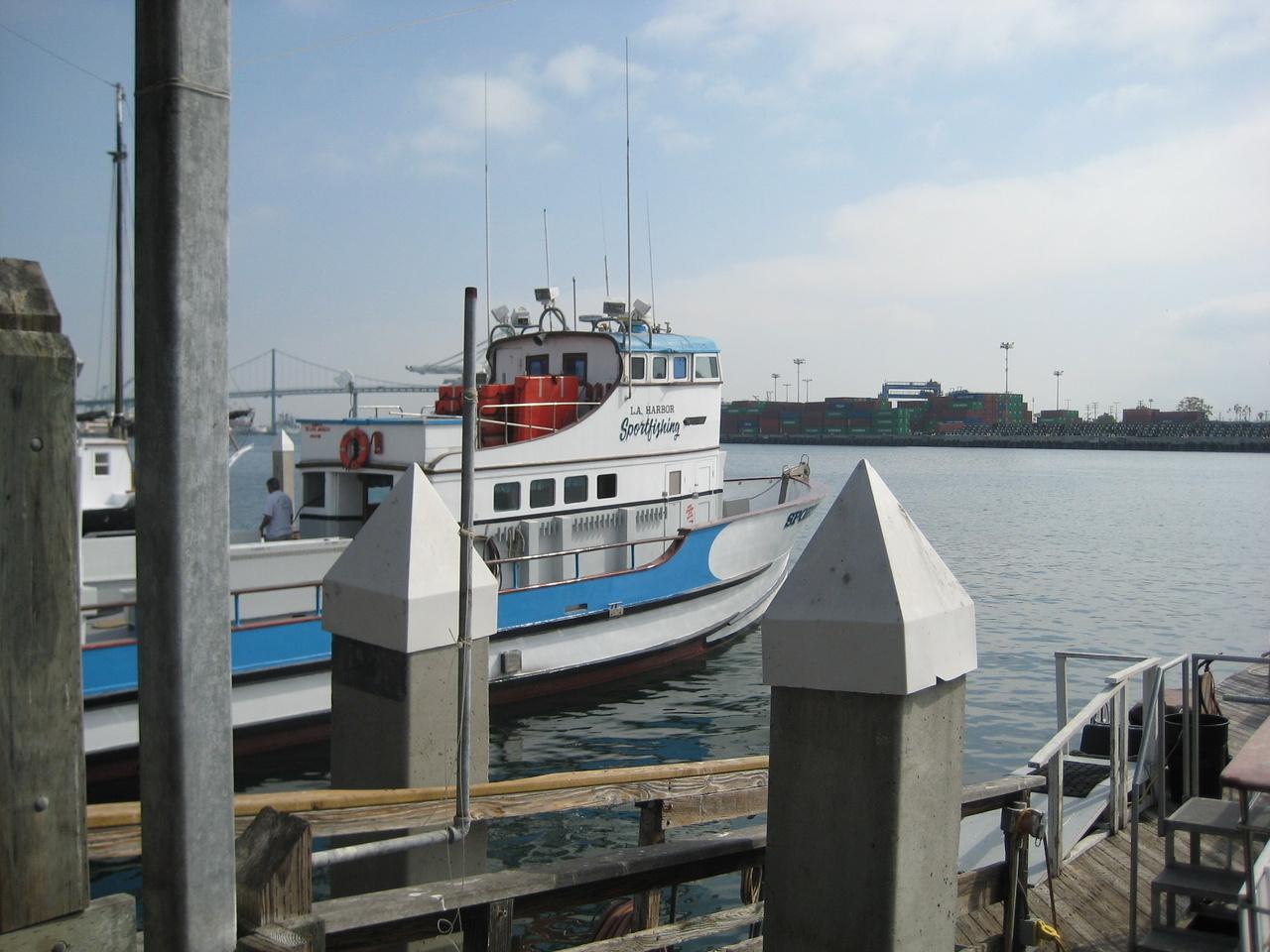 Commercial Passenger Fishing Vessel