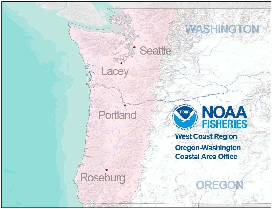 Oregon and Washington Coastal Office