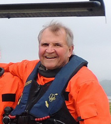 Lowell Fritz, The Steller Sea lion aerial survey team.