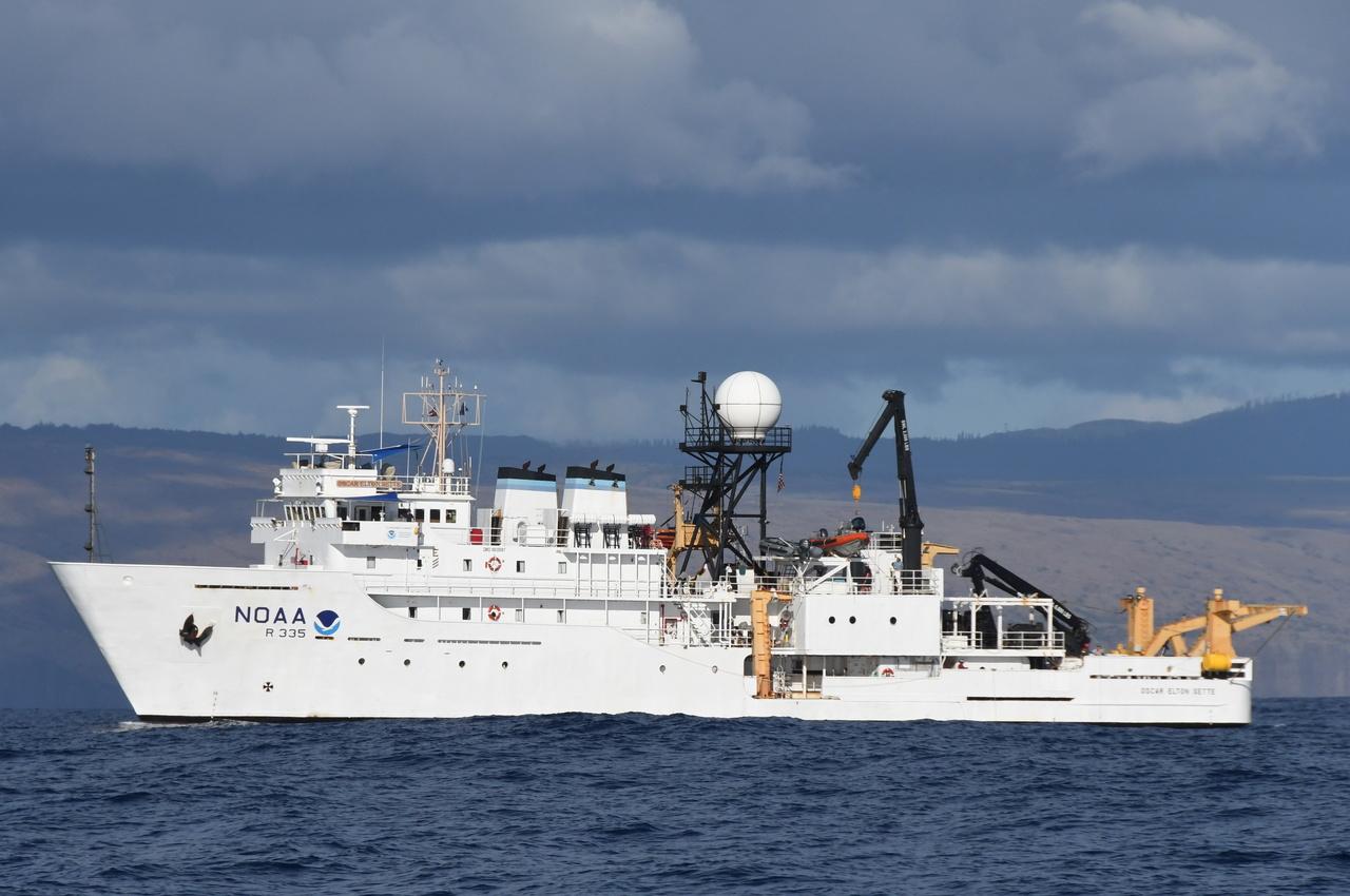 NOAA Ship Sette