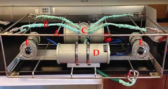 MOUSS underwater camera system