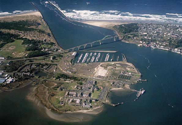 Oregon State University'sHatfield Marine Science Centerin Newport, Oregon