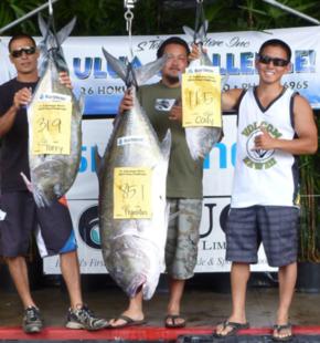 10th annual Tokunaga Ulua Challenge