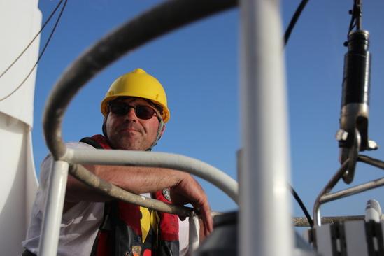 Fisherman James Rhue
