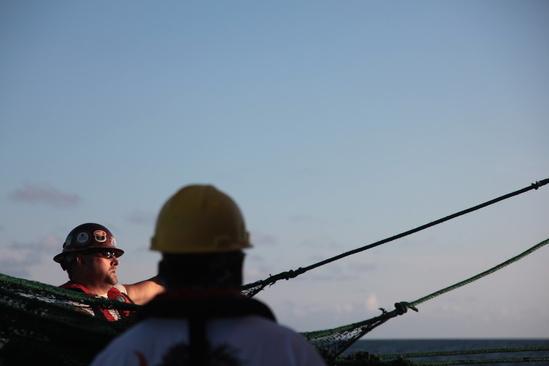 Fisherman Tim Martin