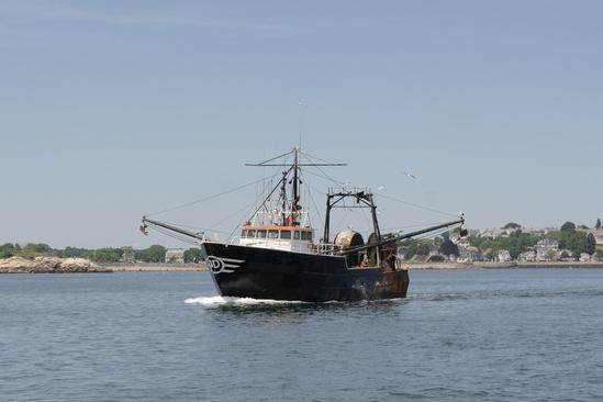 Gloucester boat