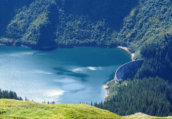 Salmon Creek Dam, Juneau, AK