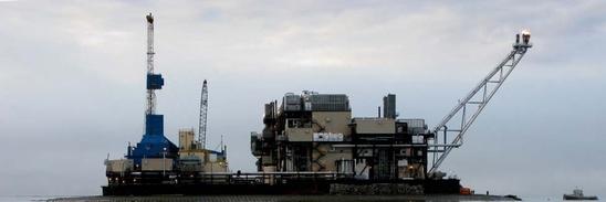 BP Northstar facility (W.C. Burgess, Greenridge Sciences Inc.)