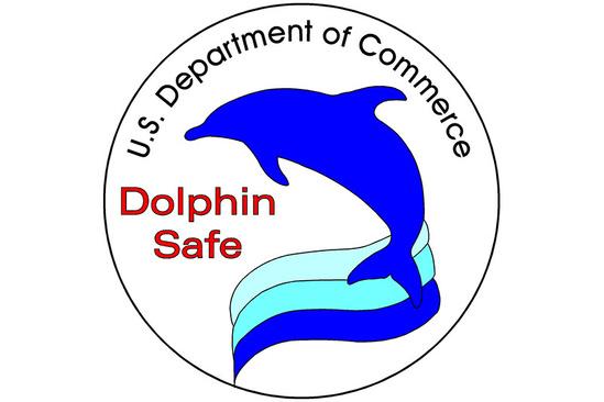 Dolphin-safe mark
