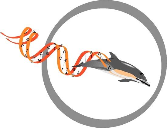 Marine Mammal Genetics Emblem