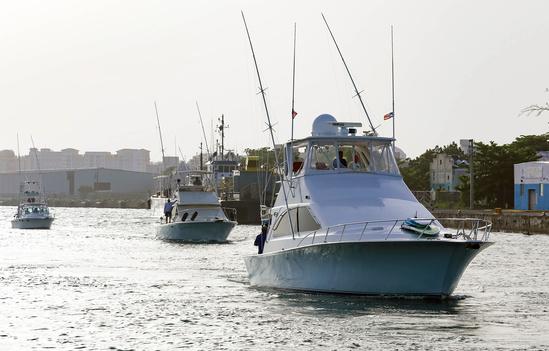 Fishing boats returning in San Juan Puerto Rico.jpg