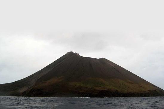 Farallon de Parajos Island