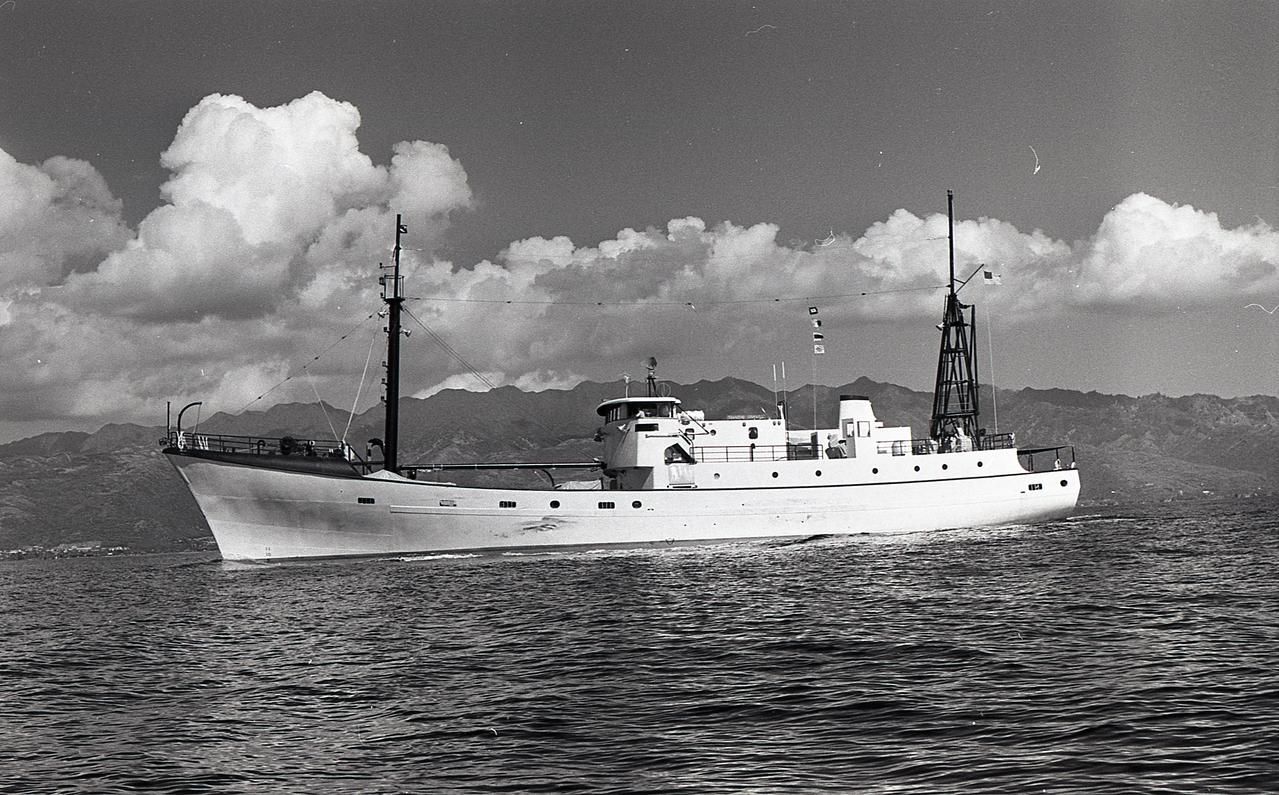 NOAA Ship Townsend Cromwell