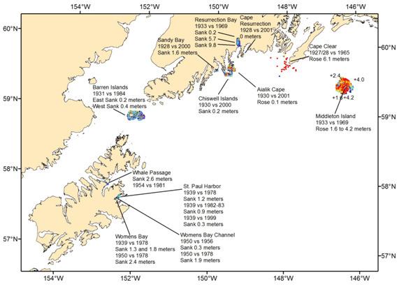 Great Alaska Earthquake of 1964