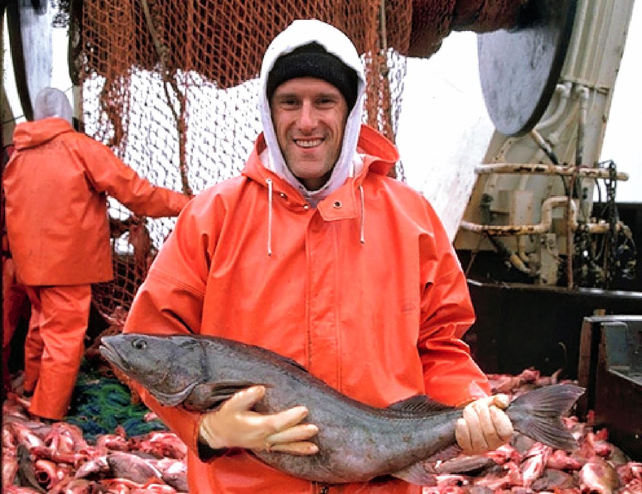 Caught Alaska Sablefish