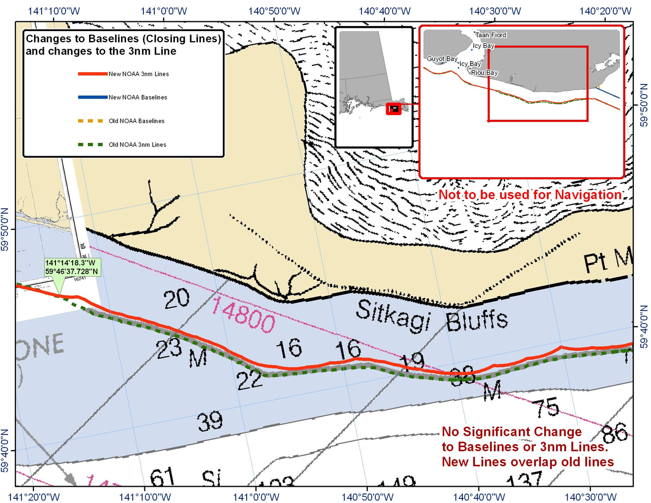 Chart for Sitkagi Bluffs
