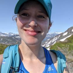 Photo of Naomi Staley.