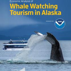 Cover of Economic Analysis Whale Watching Tourism Alaska