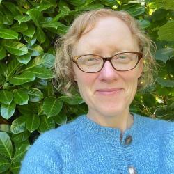 Photo of Sandra Parker-Stetter.