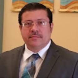 Headshot of Luis Noguerol