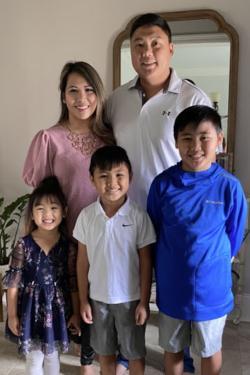The Nguyen family.