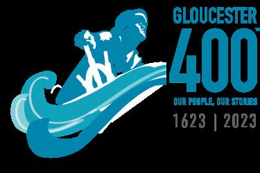 Logo for Gloucester 400 Celebration