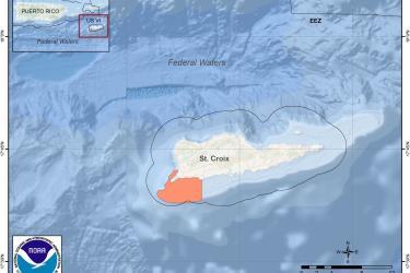 map-leatherback-turtle-critical-habitat-Caribbean-SERO.jpg