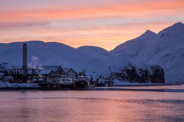 Westward Seafoods in Unalaska, Alaska.