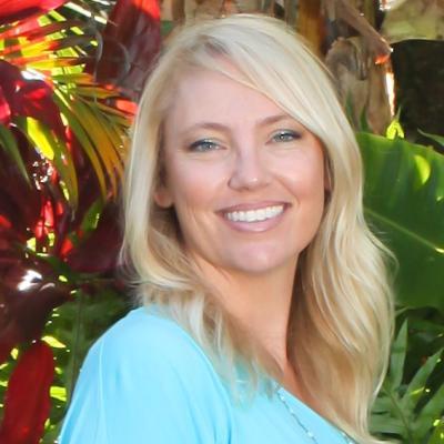 Crystal Johnson of Hatch Blue.