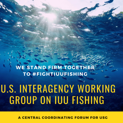 U.S. Interagency Working Group On IUU Fishing