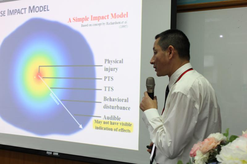 Noise Impact Lecture by Shane Guan