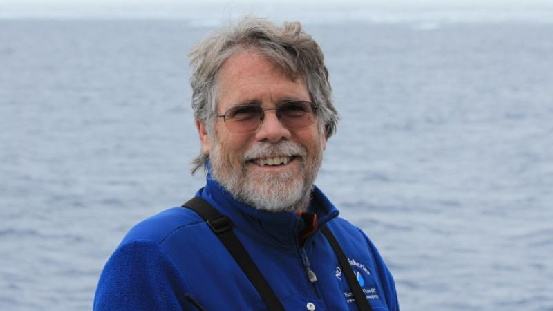 Jay Barlow is one of three NOAA finalists for a 2021 Samuel J. Heyman Service to America Medal.