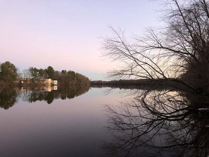 Merrimack River Photo