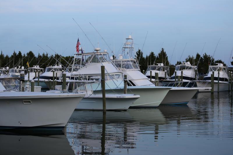 Fishing boats in Pirate's Cove Marina.JPG.jpg