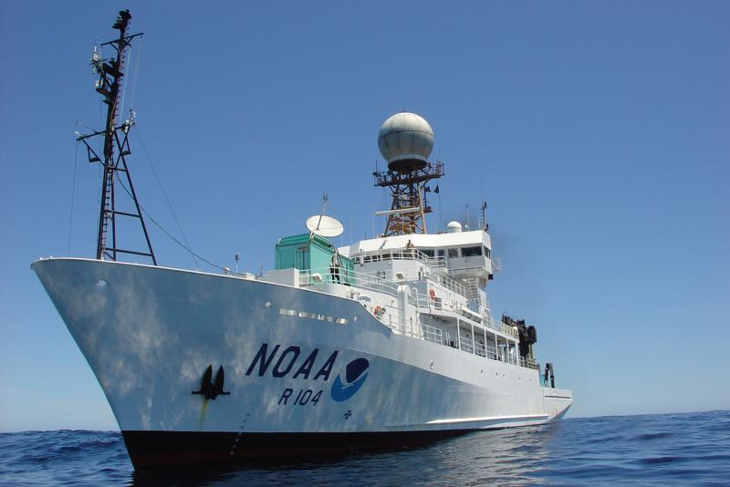 PHOTO- The NOAA ship Ronald H. Brown at sea.jpg